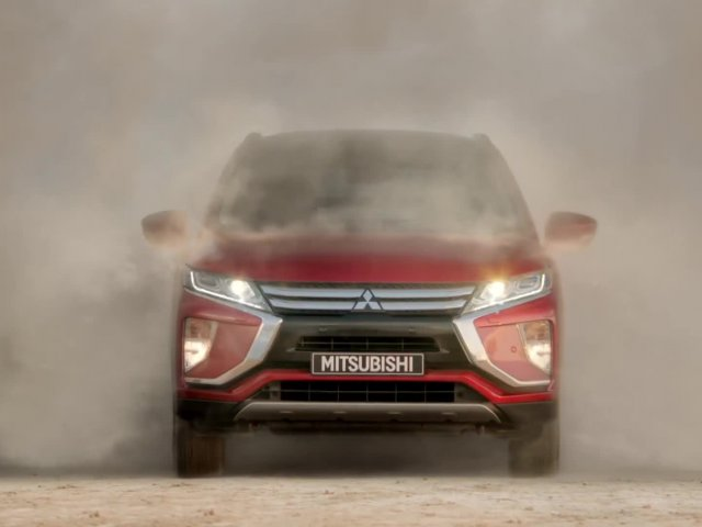 Mitsubishi Eclipse Cross - Promotional Video MMC (60sec)